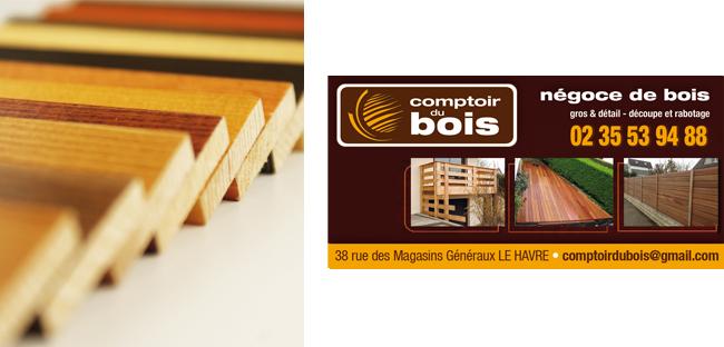 Choisir une essence de bois Le Havre, Bolbec, Criquetot